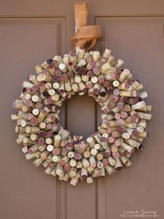 WREATH - Cork Wreath