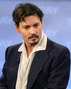 Johnny Depp. this man can be given any role and perform it to perfection. there's nothing he can't do