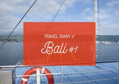 The very first part of my Bali Travel Diary is here! :D #Travel #FoodTravel #Bali #Indonesia #Trip #Vacation