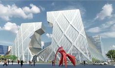 » Budapest's Landmark Twist | Asymptote Architecture