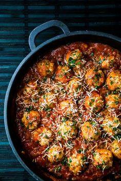 Krůtí maso a dieta? Vynikající spojení! Máme pro vás hned tři recepty - Proženy Paella, Food And Drink, Pizza, Cooking Recipes, Menu, Treats, Ethnic Recipes, Indie, Fitness