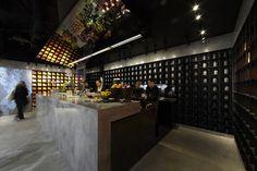 T2B Tea Shop in Sydney by Landini Associates | urdesign magazine
