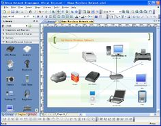Cisco templates to get you started right away cisco network edraw network diagram 78 screenshot ccuart Image collections