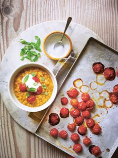 Prep Time: 20 Minutes (Plus Overnight Soaking) | Cooking Time: 80 MinutesServes 4-6A warming vegetarian supper, this traditional dahl recipe might not be quick to rustle up but you can leave it simmering whilst you do other jobs around the house, and the comforting flavours are well worth it.