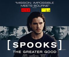 Spooks The Greater Good Türkçe Dublaj (HD) izle Spooks The Greater Good, Film, Cinema, Movies, Movie Posters, Detail, Movie, Films, Film Stock