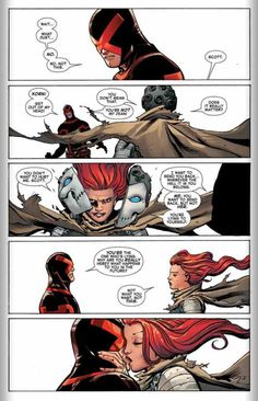 - From Wolverine and the X-Men vol. 1 #27, by Jason Aaron and Giuseppe Camuncoli. December 2013.