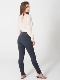 Easy Jean | Jeans | Women's Denim | American Apparel