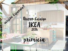 Nuevo catálogo Ikea 2016 versión España : via MIBLOG