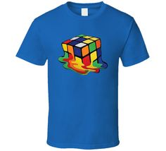 Ready Pac-Man Rubik/'s Cube Video Game Gift Unisex Youth Long Sleeve Youth T Shir