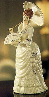 Lenox Classics - Victorian Ladies of Fashion Collection