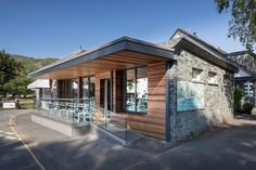 Emma's Dell Grasmere by Ben Cunliffe Architects Cedar Cladding, Cumbria, Project Management, Architects, Mansions, House Styles, Outdoor Decor, Design, Home Decor