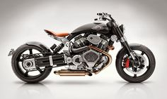 The Hellcat Speedster that you see here is the result of a former Ducati designer's work on a Confederate Motorcycles bike. American Motorcycles, Cool Motorcycles, Triumph Motorcycles, Ducati, Automobile, Car Accident Lawyer, Moto Bike, Motorcycle Design, Arch Motorcycle