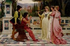 TOUCH this image: Judgment of Paris. by Racheal Aigner