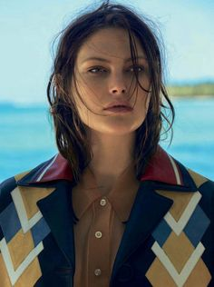 Catherine McNeil by Henrique Gendre for S Moda July 2016