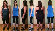 Goalie's 70 lbs Gone in 5 Months