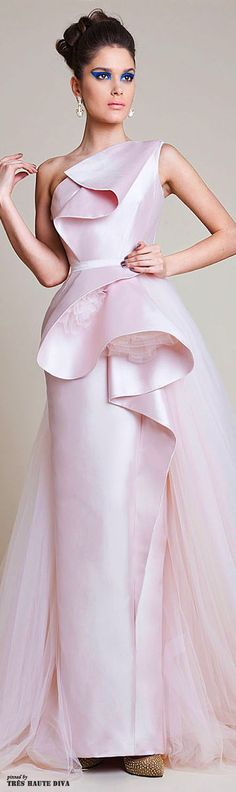 Azzi & Osta | Spring 2014 Couture