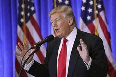 Trump buscará desarmar políticas de Obama desde su primer día en la Casa Blanca