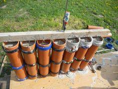 Beton - Palisaden selber bauen oder Säulen - Bauanleitung zum Selberbauen - 1-2-do.com - Deine Heimwerker Community