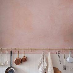 Colour: Powder Pink - ELLE Decoration UK