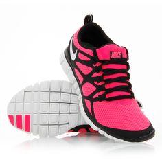cf4c5b5385d241 Nike Free 3.0 V3 - Womens Running Shoes - Pink Flash White Black