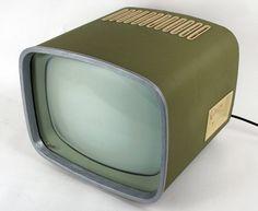"Televisor ""Alex"". Fabricado por VEB Stern Radio Berlin. 1958"