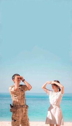 """Song Joong Ki & Song Hye Kyo - Drama """"Descendants Of The Sun"""" (part Desendents Of The Sun, Kdrama, Sun Song, Songsong Couple, Couple Shoot, Song Joon Ki, 22 November, Pretty Photos, Film Serie"""
