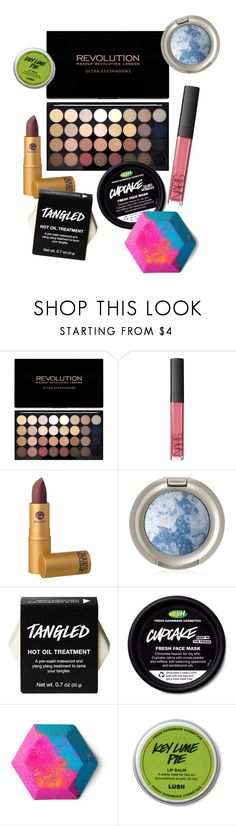 """""""Ønskeliste sminke for september 2016"""" by cutepie ❤ liked on Polyvore featuring beauty and NARS Cosmetics"""