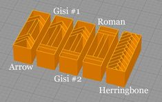 3D printed pen blank for casting - faux Gisi style blank for Sierra and Jr. sized pen kits