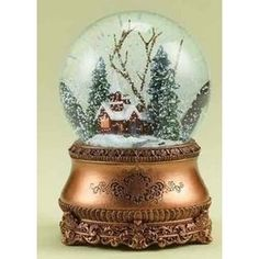 Share the magic of christmas with your child. Gather magical decorations that they will share with their children. Joy to the world musical Snow Globe - Christmas Country Church Glitterdome Collection Roman 35640 Christmas Snow Globes, Christmas Time, Christmas Trimmings, Merry Christmas, Xmas, Vintage Snow Globes, Nature Story, Musical Snow Globes, I Love Snow