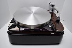 Turntable Cd Player, Audiophile Turntable, Platine Vinyle Audiophile, Speaker Amplifier, Audio Sound, Record Players, Restoration, Vintage, Vinyls