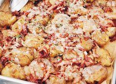Kärt barn har, i detta Potato Recipes, Snack Recipes, Dessert Recipes, Snacks, Swedish Recipes, Recipe For Mom, Finger Foods, Potato Salad, Cauliflower