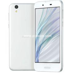 Sharp Aquos Sense Smartphone Full Specification