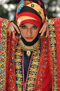 Alisha hijab style photo