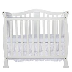 Dream On Me Addison 4 in 1 Convertible Mini Crib, White D... https://www.amazon.com/dp/B00O64R8RY/ref=cm_sw_r_pi_dp_x_m8afyb8GWC5RV