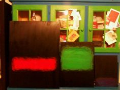Inspired by Rothko
