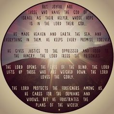 Psalm 146 - He Keeps Every Promise Forever