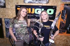 Check Out - 5 Great Bows For Women #realtreegirlshunt