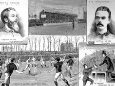 This weekend 130 years ago, the people's game was unofficially born on a cricket field in south London.  At the Kennington Oval, a crowd of 8,000 witnessed the FA Cup final between Old Etonians and Blackburn Olympic, in one of the most unique matchups you are likely to find in the history of English football.