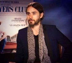 Jared Leto in London