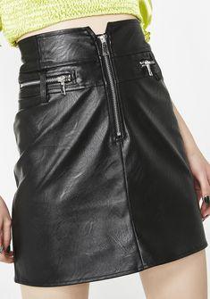bff01cd442fa Lennon Skirt. Goth ChicMistsLeather SkirtMini ...