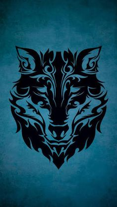 Customize your iPhone 6 with this high definition Tribal Wolf wallpaper from HD Phone Wallpapers! Artwork Lobo, Wolf Artwork, Tribal Wallpaper, Wolf Wallpaper, Wolf Tattoo Design, Tattoo Wolf, Wolf Tattoo Tribal, Wolf Design, Tattoo Designs
