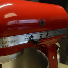 Kitchenaid Artisan 150 Red. Review by Revyou.gr