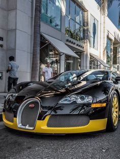 The Ultimate Supercar: Bugatti Veyron