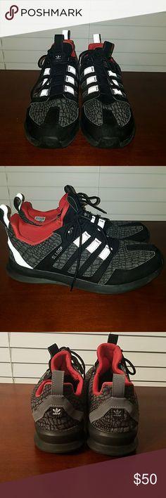 Adidas originali sl loop racer homme ceste / scarpe da ginnastica, gris