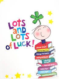 Image result for good luck exam