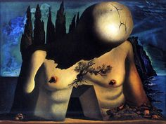 Salvador Dalí, Labyrinth on ArtStack #salvador-dali-1 #art