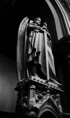 Archangel Michael by Ailish-Rose