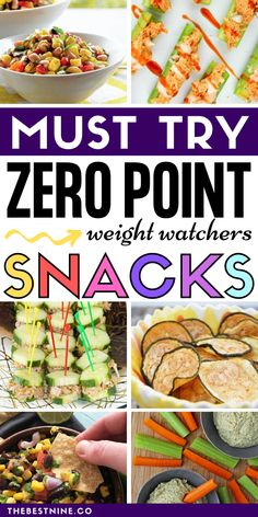 Sticking to your Weight Watcher's diet seriously doesn't get any easier than these 9 Guilt Free Zero Point Weight Watchers Snacks. Healthy Low Calorie Meals, Healthy Foods To Eat, Healthy Snacks, Healthy Eating, Healthy Recipes, Stay Healthy, Weight Watchers Lunches, Weight Watcher Dinners, Weight Watchers Diet