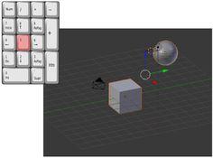Navegación | Blender: 3D en la educación