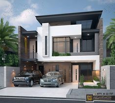 The Perfect House Exterior Design Ideas 2019 Bungalow Interiors, Modern Bungalow, Bungalow House Design, House Front Design, Modern House Design, Modern Interior Design, House Exterior Design, Simple House Exterior, Simple House Design
